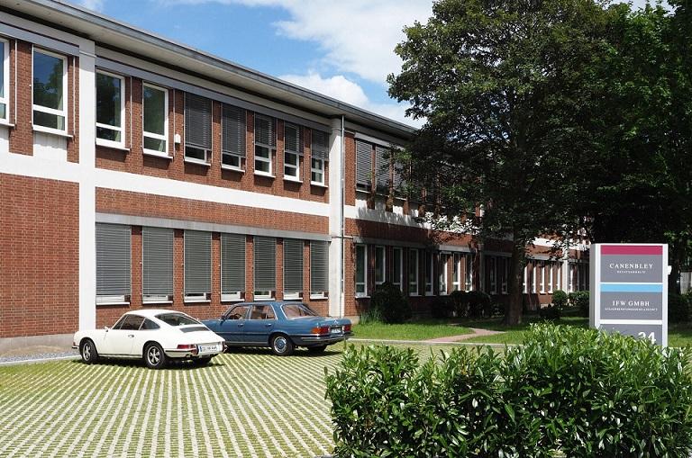 Kanzlei Rae-Canenbley - Parkplatz